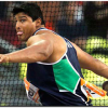 Vikas, 1st Indian to win IAAF Diamond League medal