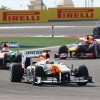 Paul di Resta finishes a strong 4th in Bahrain GP