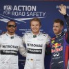 Front row 1-2 is fantastic for the team: Rosberg