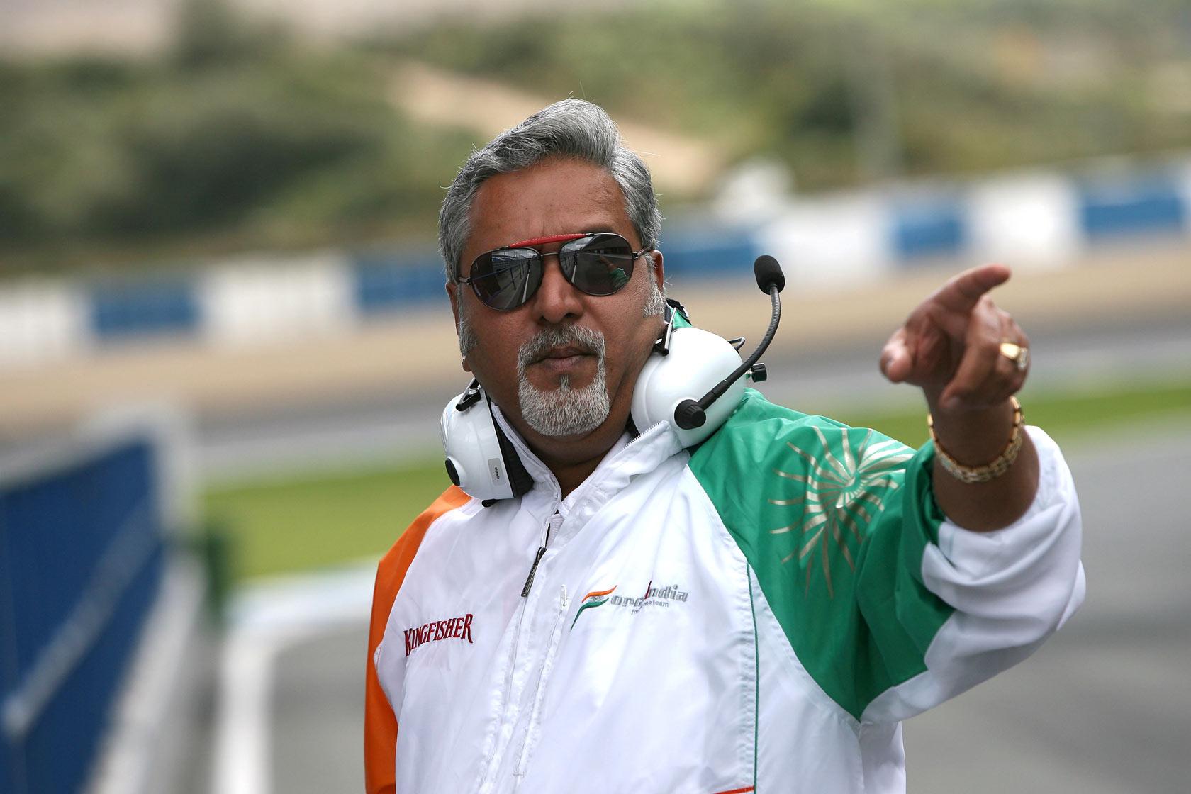 Vijay Mallya denies sale of Force IndiaVijay Mallya Family Photos