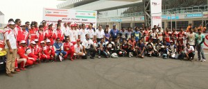 Participants in all categories who will be racing this weekend at BiC. An Adrenna photo