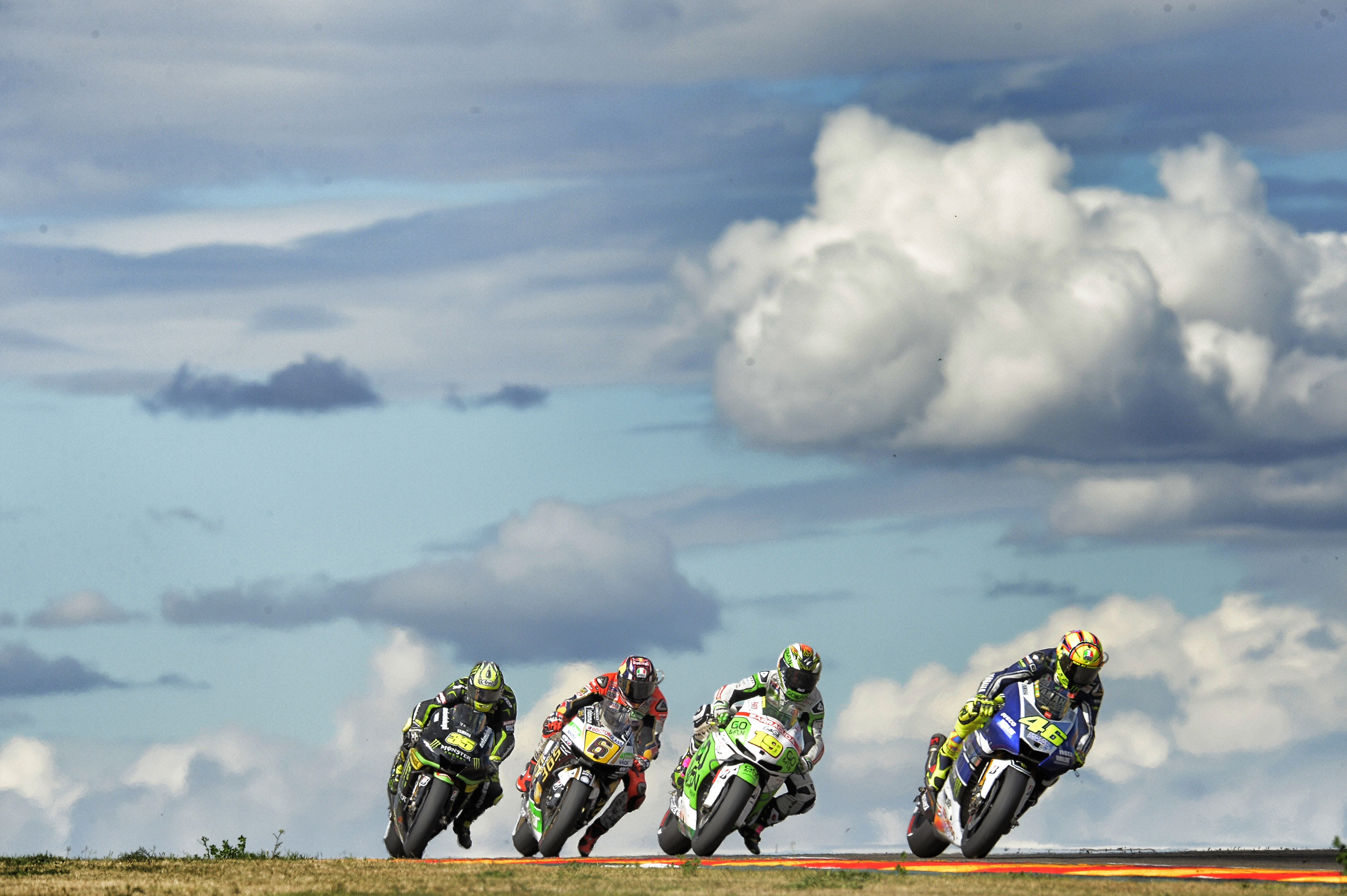 Yamaha pic Aragon MotoGP 29Sep2013 | INDIA in F1