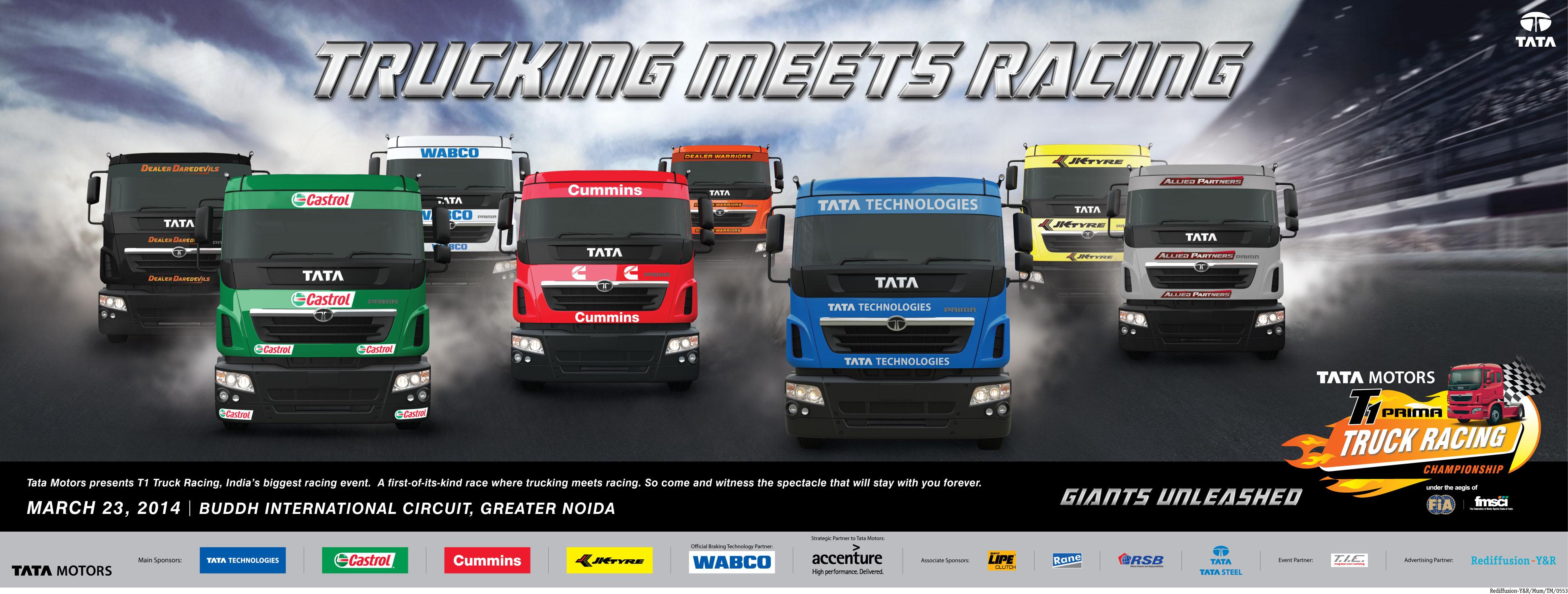 2014-03-0553-TATA MOTORS_T1 Truck Racing Press ad 66X25 cm-01 (1)   INDIA in F1