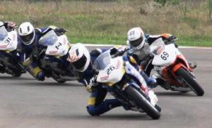 A file photo of TVS Racing at Chennai. An Adrenna photo
