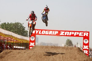 File photo of a Supercross event from FMSCI archives.