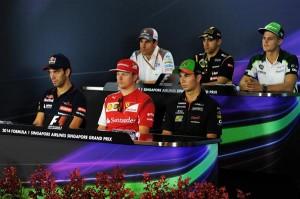 Sergio Perez: Image courtesy Sahara Force India