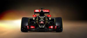 A Lotus F1 team image