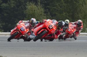 2015 Aspar Team during the Moto3 Championship 2015 race 11 in Czech Republic at Brno Circuit. Image by Mirco Lazzari for teamAspar.com