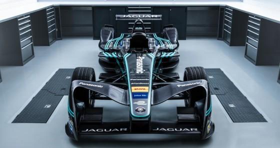 A Panasonic Jaguar Racing image