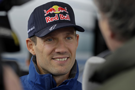 Sébastien Ogier (F) WRC Rally Great Britain 2016 Photo: Bodo Kräling