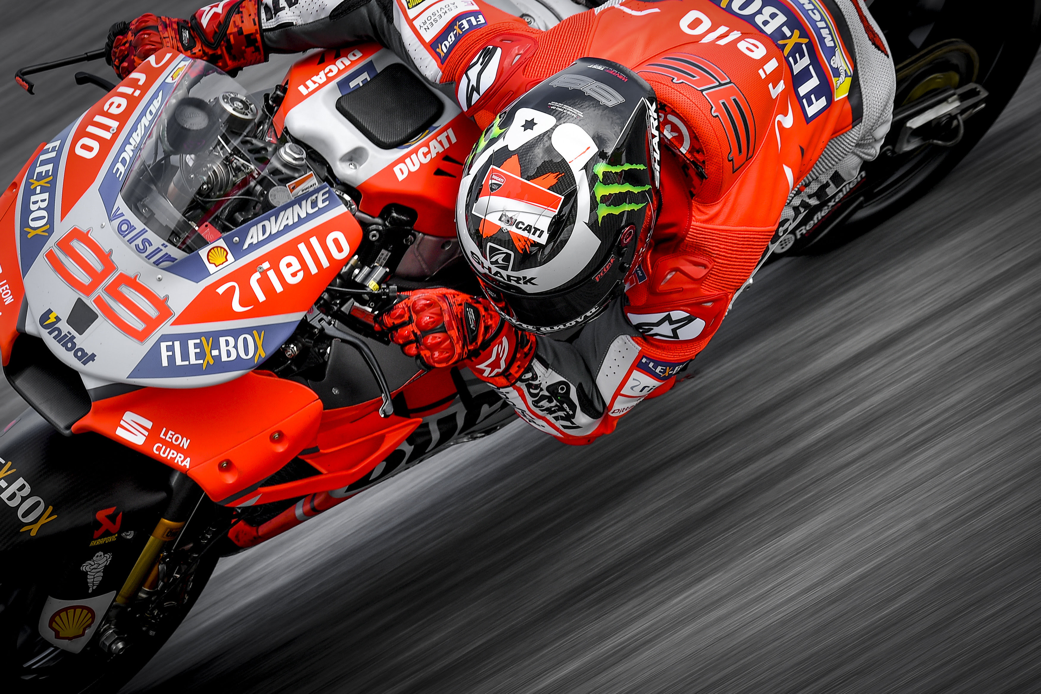 Jorge Lorenzo Sets Fastest Two Wheeled Circuit Lap At Sepang Motogp Vettel Expects Indian To Be Secondfastest F1 Track Of Ducati Tops On The Third Day First Test Tuesday Photo By Srinivasa Krishnan