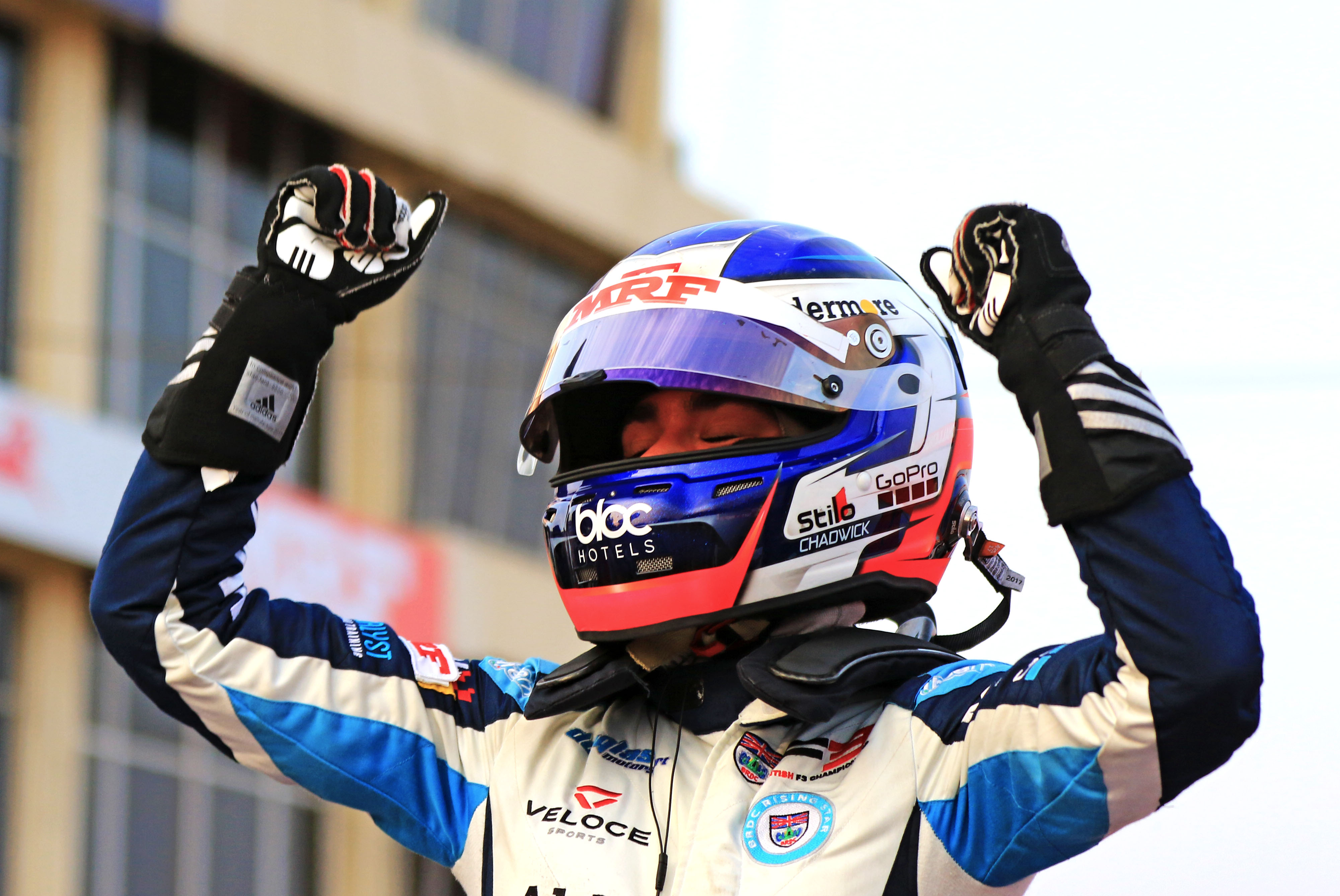 Jamie Chadwick becomes first female driver to win MRF ...
