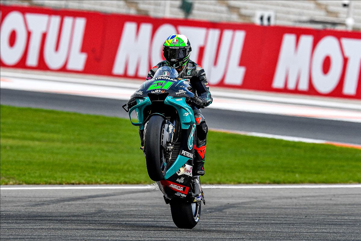 Morbidelli fights off Miller for pole, Mir faces first match point from  12th - INDIA in F1